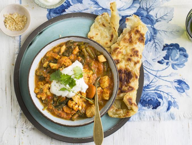 Pollo al curry: la ricetta originale