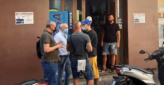 Trovato il Gratta e Vinci rubato dal tabaccaio di Napoli