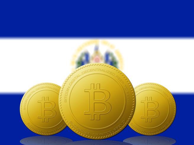 cerchio bitcoin in attesa