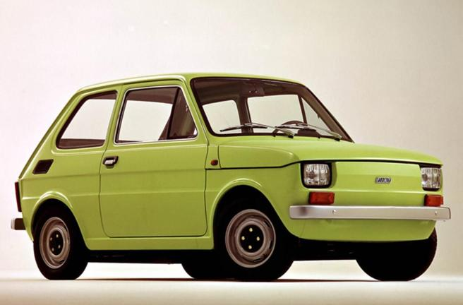 Le auto più vendute di sempre: a sorpresa c'è anche la Fiat 126