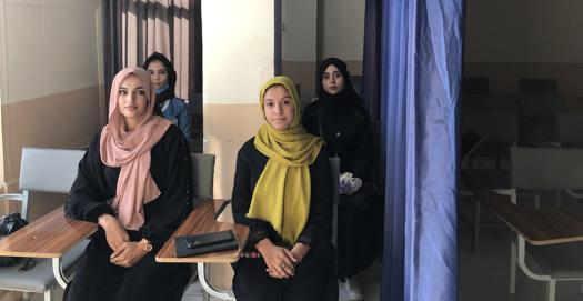 Afghanistan, sport vietati alle donne e classi divise: la vergona della Kabul talebana