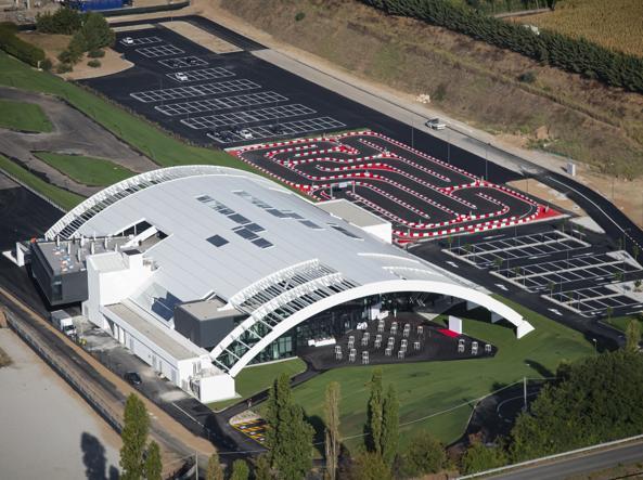 Porsche Experience Center, cos'è