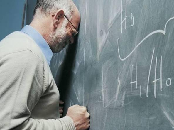 Agli uomini non conviene fare il prof