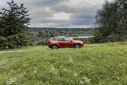 La Dacia Duster: com'è cambiata