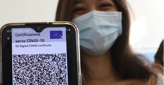 Dal 15 ottobre si lavora solo con il green pass: multe fino a mille euro