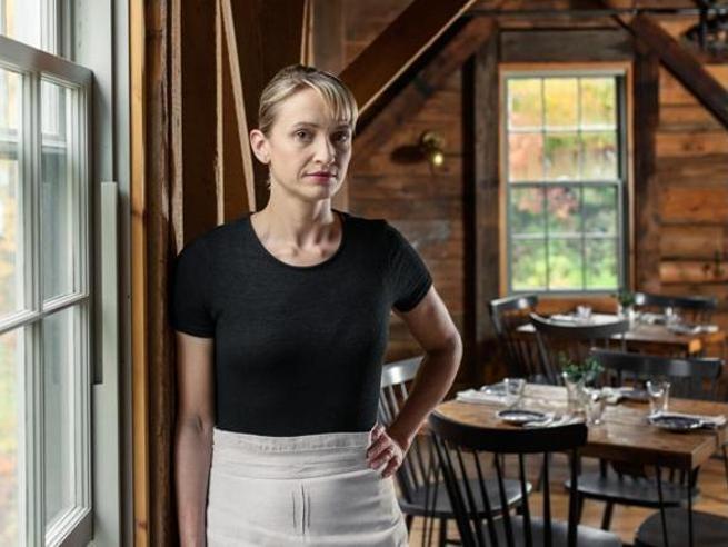 Erin French ospite a Women in Food: «La cucina mi ha salvato la vita»