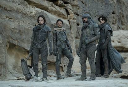 «Dune», Denis Villeneuve realizza un'opera densa, complessa, lunatica