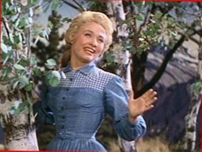 È morta Jane Powell, la dolce Milly di «Sette spose per sette fratelli»