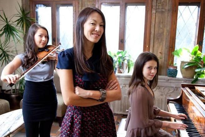 Amy Chua, il ritorno della mamma tigre: «Avevo ragione io»