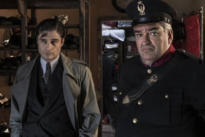 «Il commissario Ricciardi», il personaggio creato da De Giovanni (e interpretato da Lino Guanciale) conquista il pubblico di Rai1