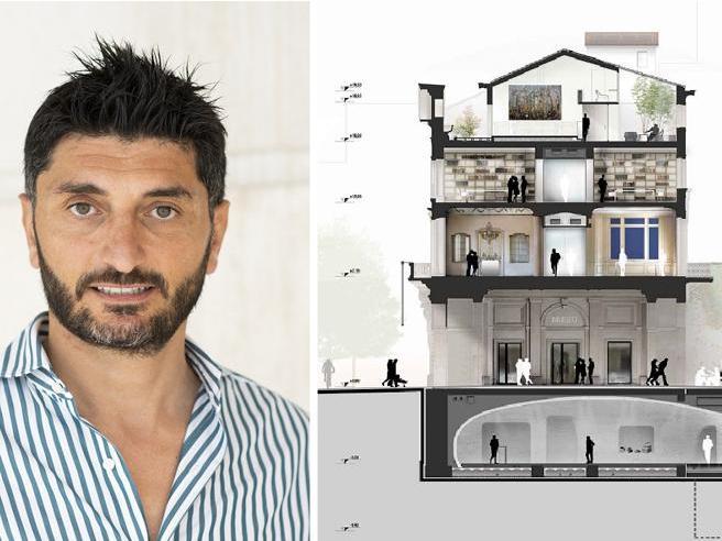 Lo chef Andrea Aprea rivela come sarà il suo nuovo ristorante a Milano
