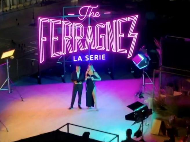 «The Ferragnez - La serie»: Chiara Ferragni e Fedez sbarcano su  Prime Video