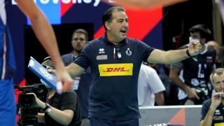 Europei volley maschile, il coach Fefè De Giorgi: «Ci auguriamo di aprire un ciclo»