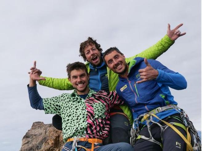 Matteo Della Bordella: «Alpinismo e kayak, le mie esplorazione nel rispetto della natura»