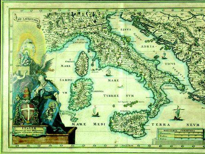 Geografia, il disegno del mondo non può essere solo una cartina