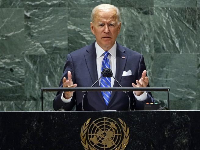 Biden e il discorso all'Onu: «Usare la forza come ultima risorsa»