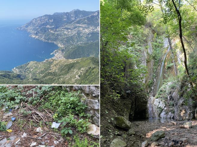 Costiera Amalfitana, un nuovo depuratore nell'oasi naturale.   Fai e Wwf:  «I fanghi possono finire in mare»