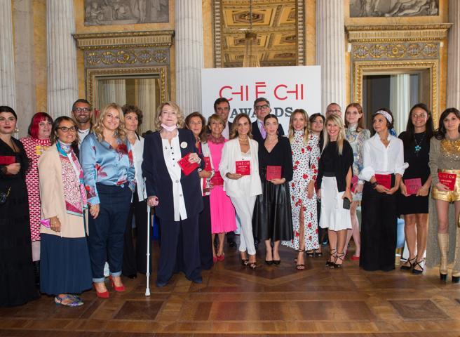 Chi è Chi Awards tributo all'empowerment femminile