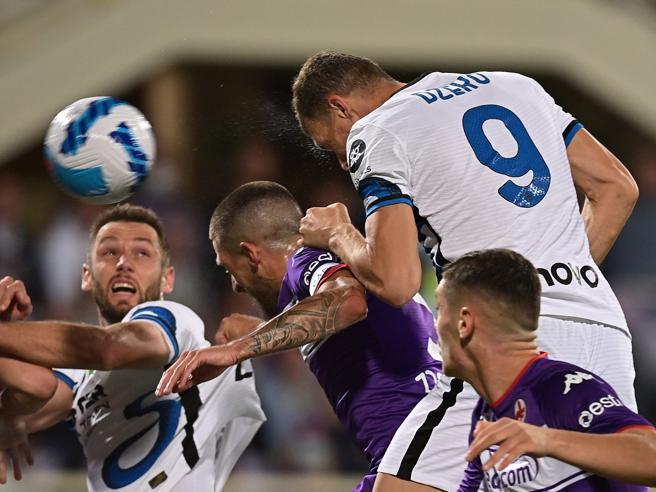 Fiorentina-Inter 1-3, le pagelle: Dzeko letale, Barella simbolo. Gonzalez rovina tutto