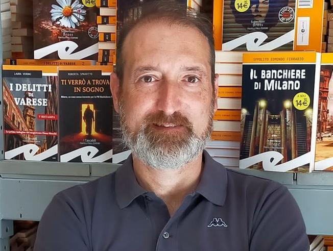 Carlo Frilli e i thriller ambientati a Milano: «Una città piena di misteri, perfetta per i gialli e le avventure noir»