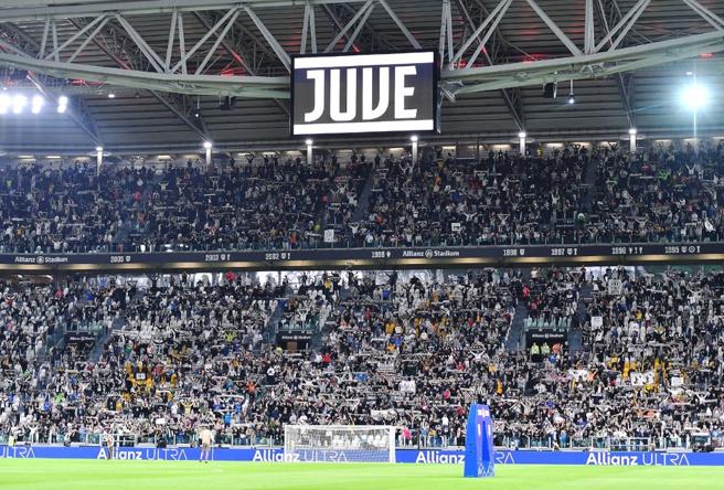 «Pinguini e cori per il Milan»Ecco lo Stadium senza ultrà