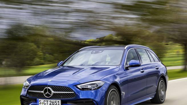 La nuova Mercedes Classe C SW Com'è cambiata e come va  