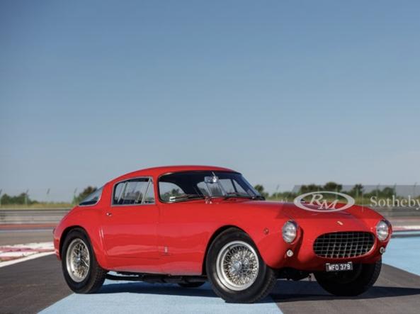 Guikas Collection, c'è anche la Ferrari 250 GT Berlinetta Competizione: vale 9 milioni almeno