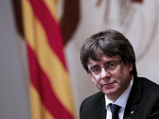 Puigdemont arrestato ad Alghero su mandato della Corte Suprema spagnola
