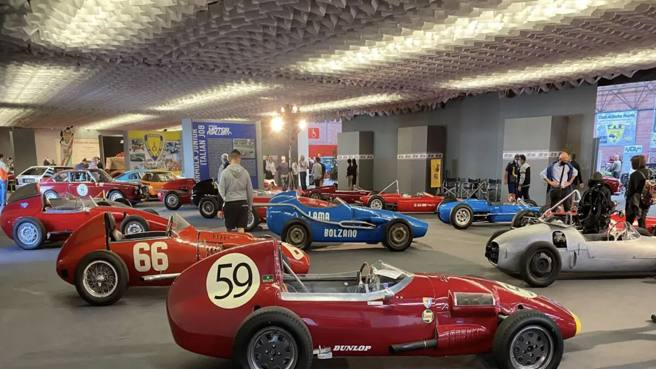 La Modena Motor Gallery 2021 apre la settimana delle classiche