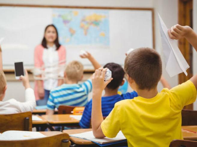 Ritorno in classe: fare silenzio è più difficile che silenziare il microfono del pc