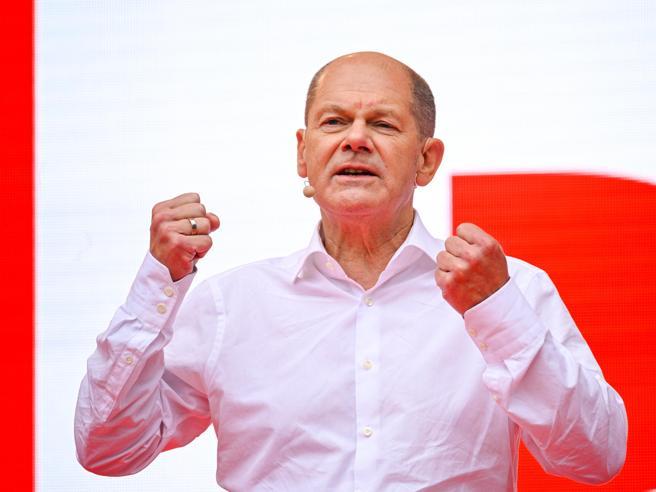 Olaf Scholz parla già da cancelliere della Germania: «Ho appuntamento col popolo»