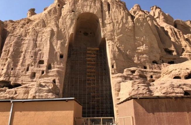 Afghanistan, tra le nicchie vuote di Bamiyan