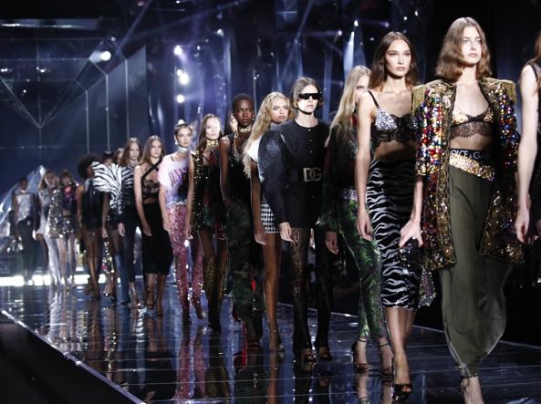 Tutte le immagini courtesy Dolce&Gabbana