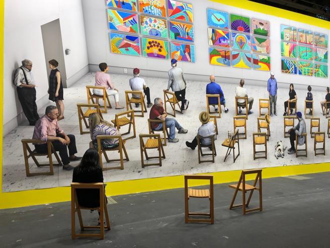 Art Basel, come ai tempi d'oro. La caccia grossa dei collezionisti