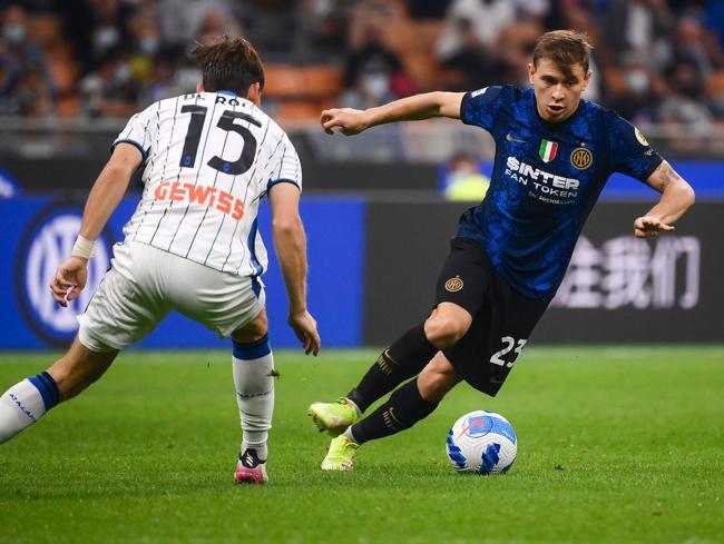 Inter-Atalanta 2-2, pagelle: Barella pilastro, Handanovic ringrazia la Var; Malinovskyi talento