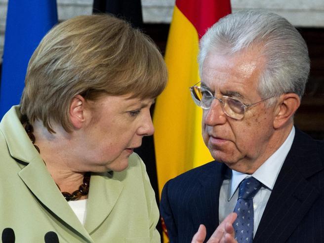 Mario Monti: «Di Angela Merkel conosco pregi ed errori. Non capì la crisi dell'euro. In terrazza a Berlino mi convinse a candidarmi»