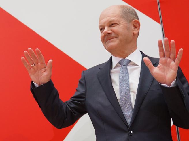 Elezioni in Germania, Scholz rilancia: «Voglio una coalizione semaforo». E la Cdu si divideCorriere.it – Homepage