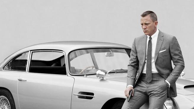 Bond in Motion: in mostra le auto più iconiche dell'agente 007. Le foto