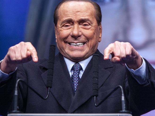 Berlusconi: «Salvini e Meloni premier? Non scherziamo». Un caso le parole del leader FI