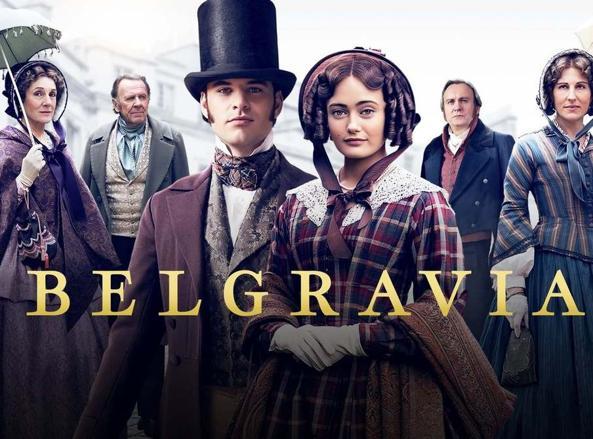 """""""Belgravia"""", sulle orme di """"Downton Abbey"""""""