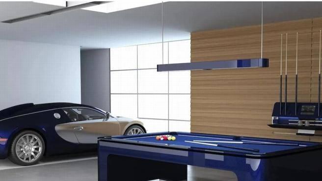 Il biliardo della Bugatti che costa come una supercar: 30 esemplari da 250mila euro