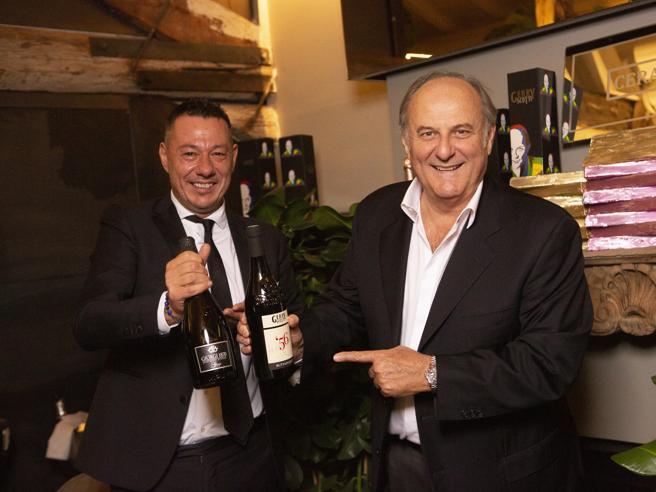 Gerry Scotti lancia il suo nuovo vino: «E presto una mia tenuta nell'Oltrepò»