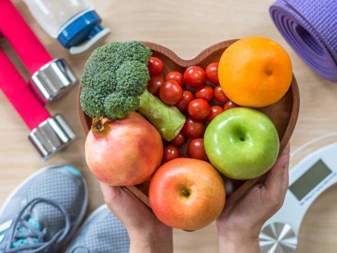Per perder peso e star bene è meglio mettersi a dieta o fare sport?