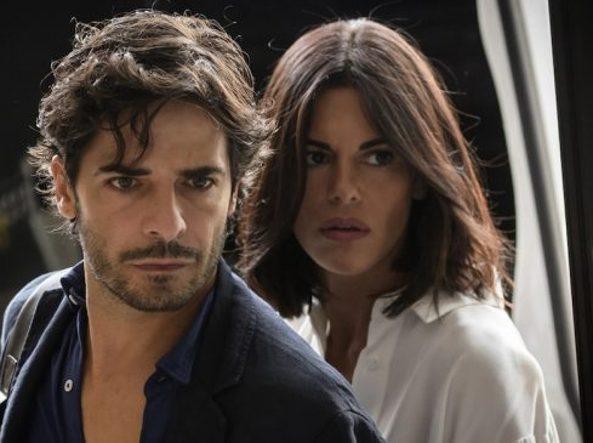 Dark lady con Marco Bocci