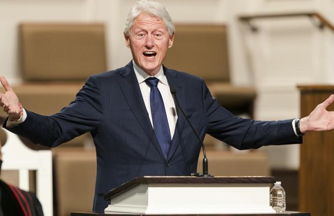 Bill Clinton, come sta l