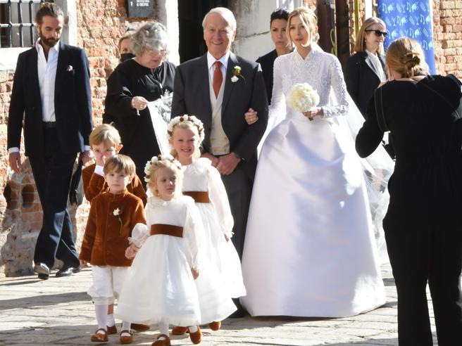 Alexandre Arnault e Gèraldine Guyot: il matrimonio dell'anno per tre giorni a Venezia