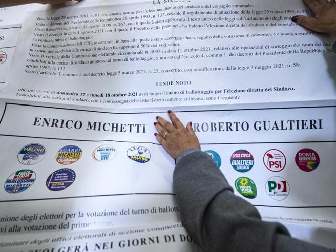 Ballottaggio delle elezioni 2021, il voto in diretta: orari, affluenza e ultime notizie