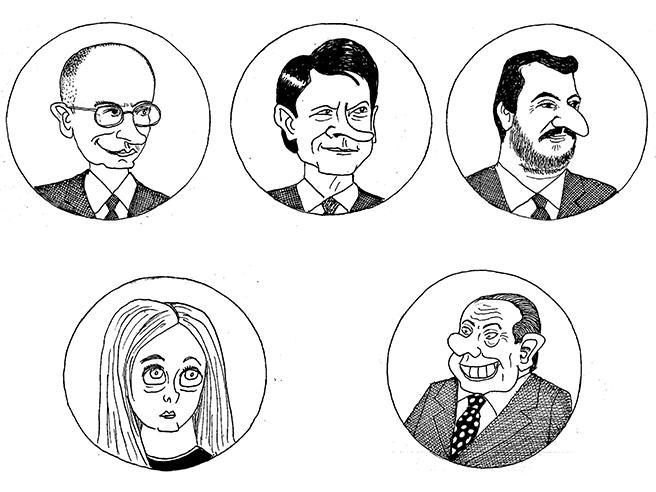Ballottaggi, la partita dei leader alla prova del voto