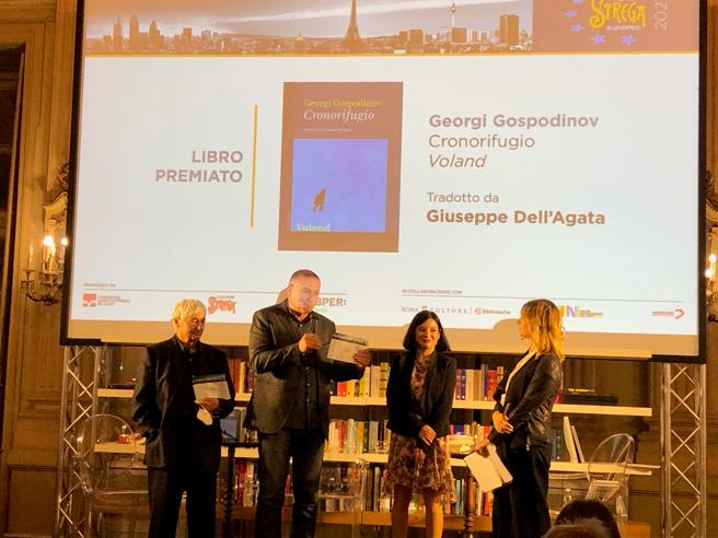 Premio Strega Europeo 2021, vince Georgi Gospodinov
