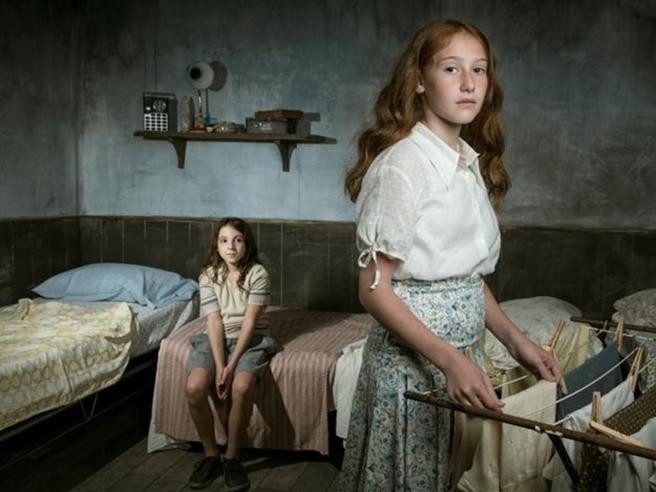 «Le mie due attrici bambine cresciute sul set dell'Arminuta e diventate sorelle»